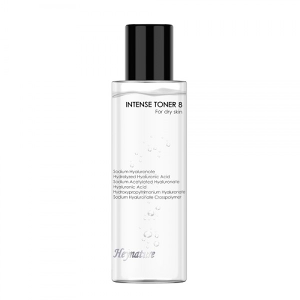 【60%Off】 Intense Toner 8 130ml Exp:2021.10.16