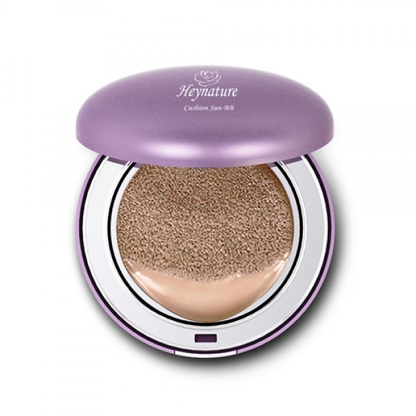 Hey-Pop Cooling Cushion Sun BB Cream 13g (Free Refill)
