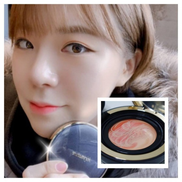 【30%off 】Marble Essence Pact 11g  (EXP:2020.2....