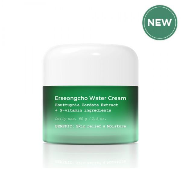 Erseongcho Water Cream 80g ( Free  Erseongcho Soot...