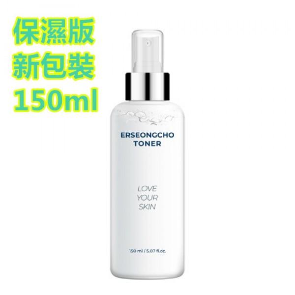 Erseongcho Toner【Moisturizer 150ml/ Refreshing 1...