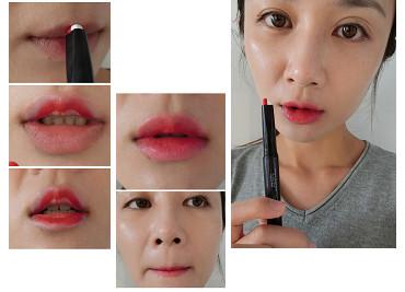 令你的雙唇充滿色彩- Heynature 幻彩雙色唇膏